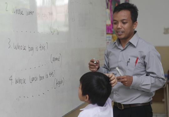 Interaksi Pembelajaran